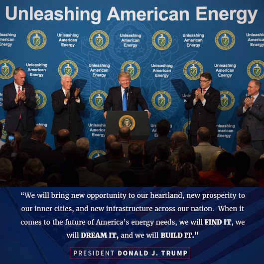 When it comes to the Future of America's Energy Needs