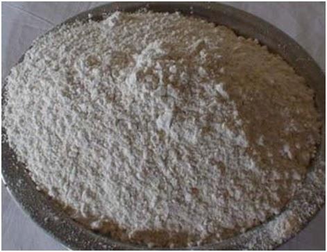 Transformation du manioc en farine