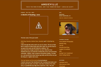 A Decade of Angieville