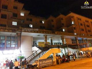Tirupati accommodation advance booking Procedure