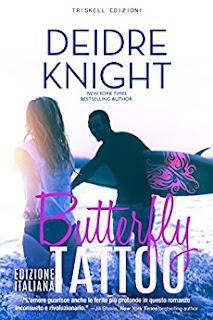 Butterfly Tattoo: Edizione Italiana PDF