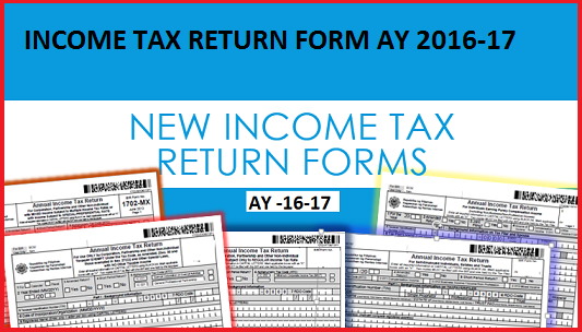 Income tax slab for ay 2016-17