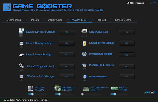 EZ Game Booster PRO imagenes hd