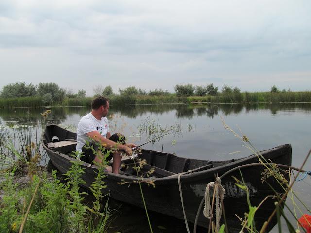 pescuit sfantu gheorghe sulina canal