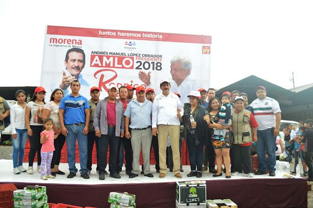 Gratitud y Compromiso es mi sentir al finalizar mi campaña por la Diputación Federal: Rodrigo Calderón Salas