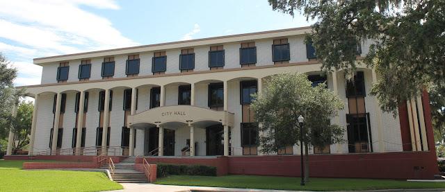 City Hall o ayuntamiento de Ocala