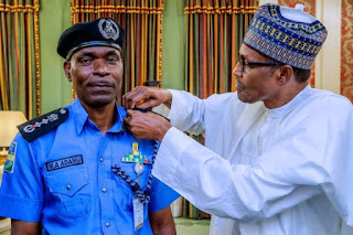 Breaking Buhari Confirms Adamu Mohammed As Police IG