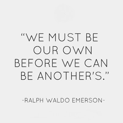 Words for Wednesday: Be Your Own