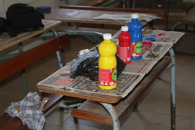 atelier arts plastique tarn gaillac