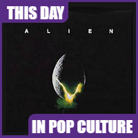 "The movie ""Alien"" opened in theaters on May 25, 1979."