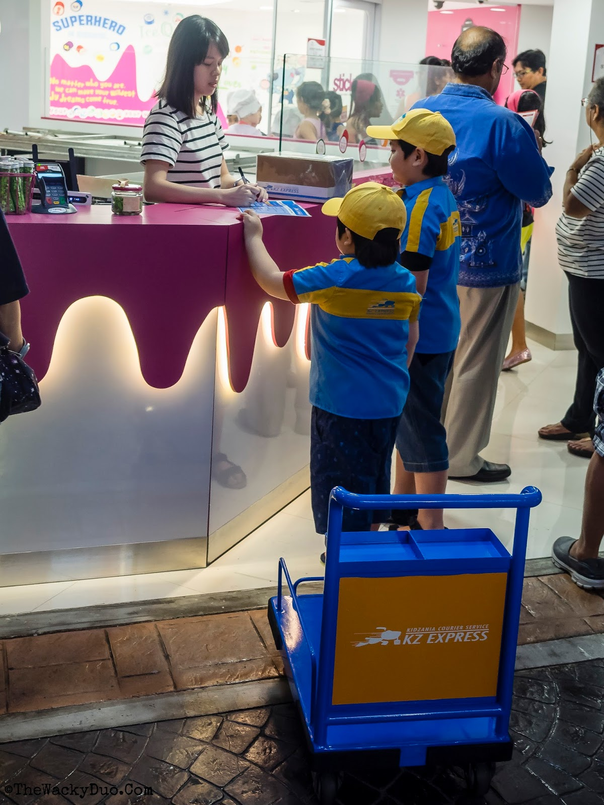 kidzania singapore full guide and review as mentioned earlier there are jobs that pays you and jobs or activities that require you to pay for the role we decided to list