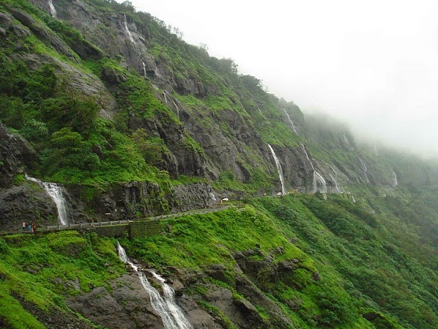 Malshej Ghat- Hit with Adventure Enthusiasts