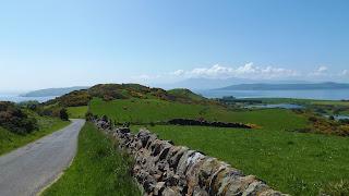 Isle of Cumbrae dombjai