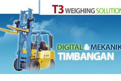 Lowongan PT. T3 Weighing Solution Pekanbaru Januari 2019