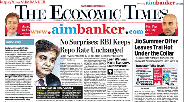 Economic Times Epaper Pdf