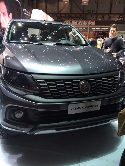Fiat utilitaire FULLBACK
