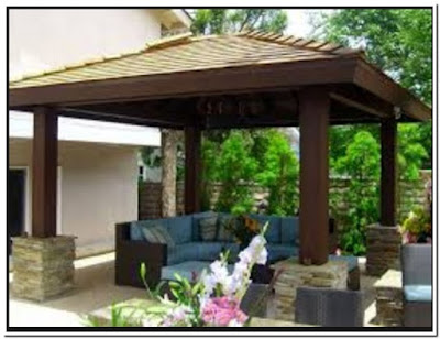 Cool Detached Patio Cover Plans