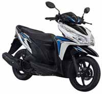 Honda Vario Techno 125 for rent in Ubud