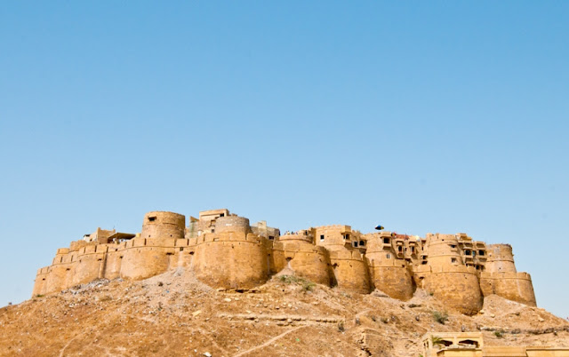 Backpack Trekking In India - - Trekking in Jaisalmer