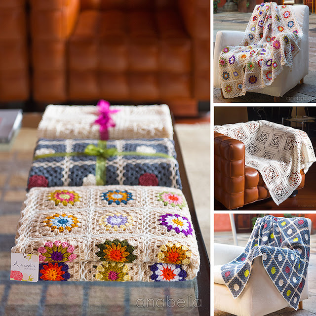 Anabelia Craft Design crochet blanket