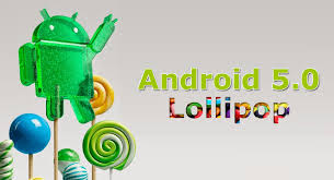 Versi Android lollipo 5.0