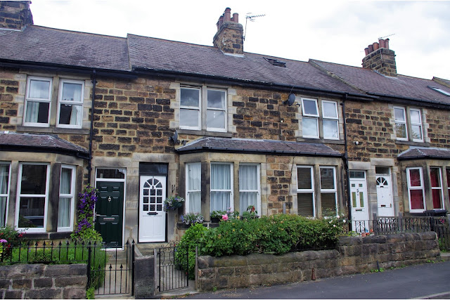 Harrogate Property News - 2 bed terraced house for sale Dragon Terrace, Harrogate HG1