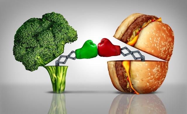Comer sano  para una vida mejor