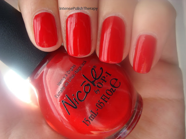 Nicole by OPI - American As Apple Pie