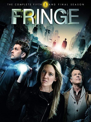 Fringe - Fronteiras - 5ª Temporada Séries Torrent Download capa