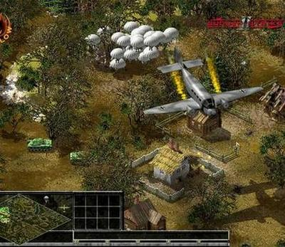 Game perang Sudden Strike