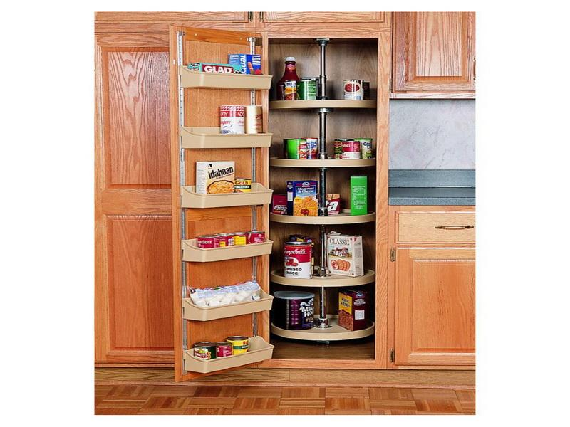 Small kitchen spaces can be difficult to keep it looking organized, but don't let a small space get you down! These 50 Smart Storage Ideas for Small Kitchen will help you maximize your space and create a better kitchen.