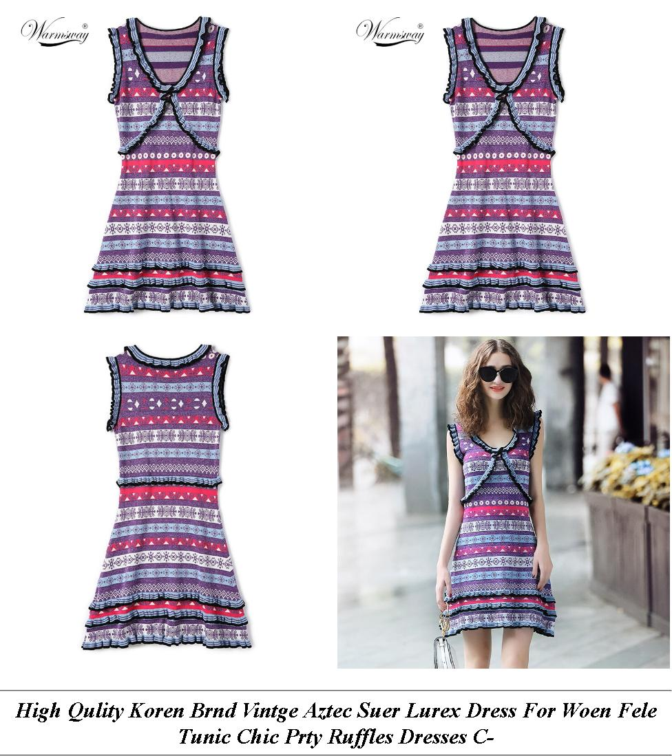 Beach Dresses For Women - Next Uk Sale - Off The Shoulder Dress - Cheap Online Clothes Shopping