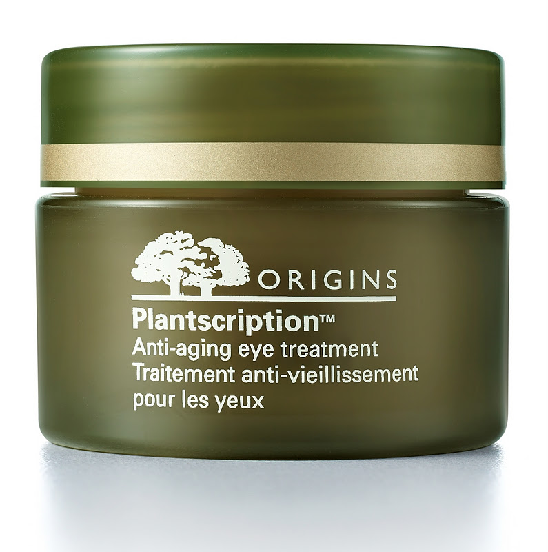 Origins Plantscription Anti Aging Eye Treatment Review With Before And After Shot Lovely Girlie Bits