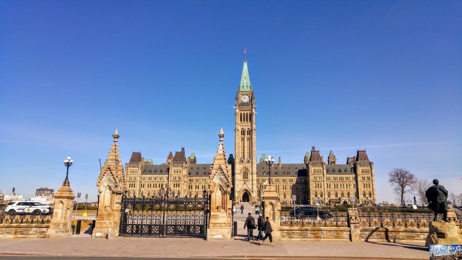 Canada Ottawa Parlement
