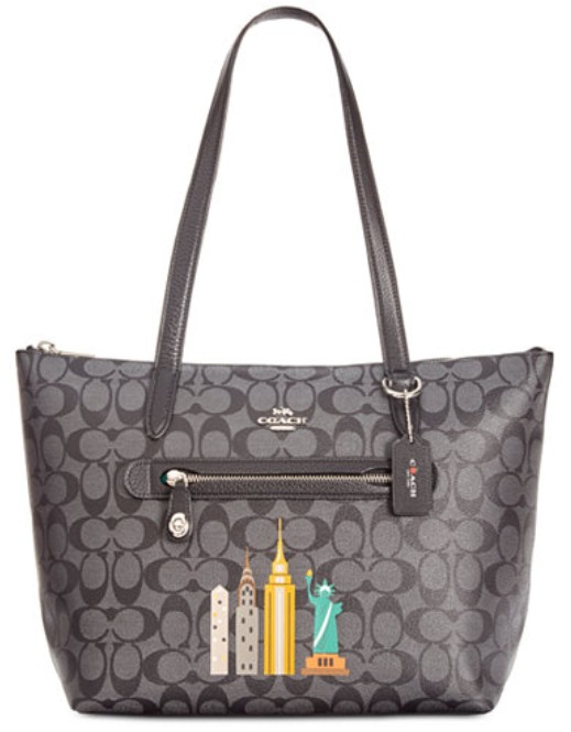 7d0ce07fc36 KL PREMIUM OUTLET: Coach NY Stories Collection (Created for Macy's)