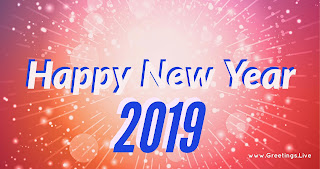 Happy New Year coming soon as on 1st Jan-2019
