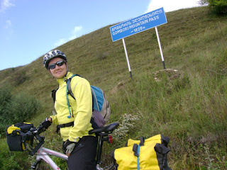 Paso de Gombori (1620 m)