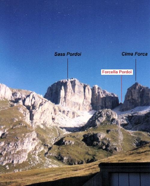 Briciole di vita: Gita sulle Dolomiti - Quarta parte - Passo Pordoi ...