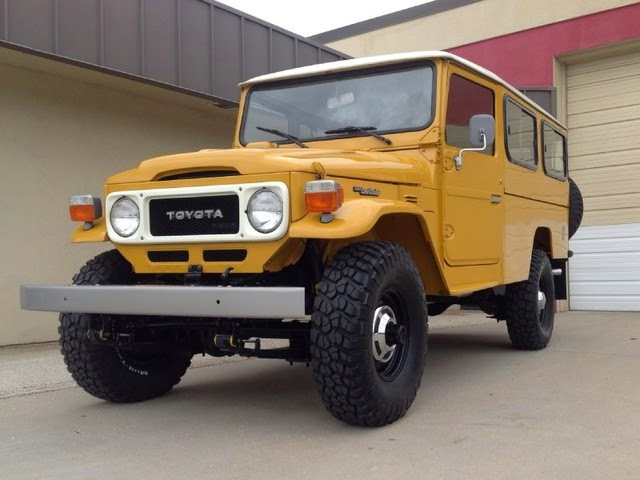 1980 toyota land cruiser hj47 for sale 4x4 cars. Black Bedroom Furniture Sets. Home Design Ideas