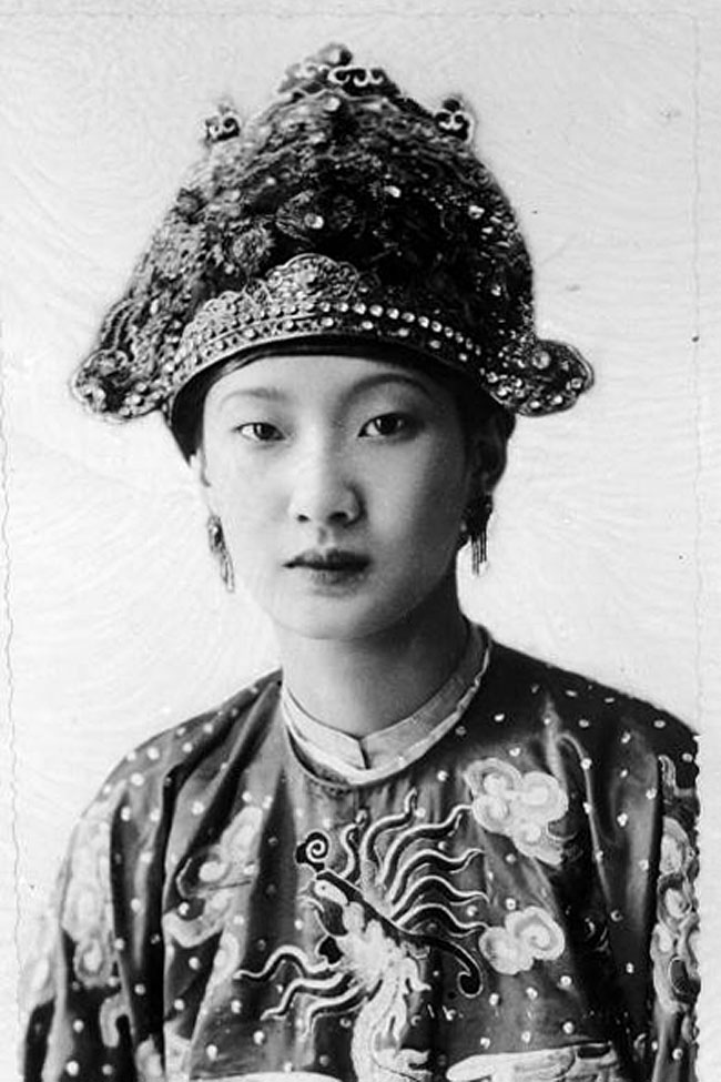 The Last Empress Consort Of The Nguyen Dynasty Rare