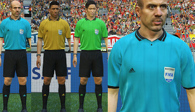 PES 2019 Referee Kit