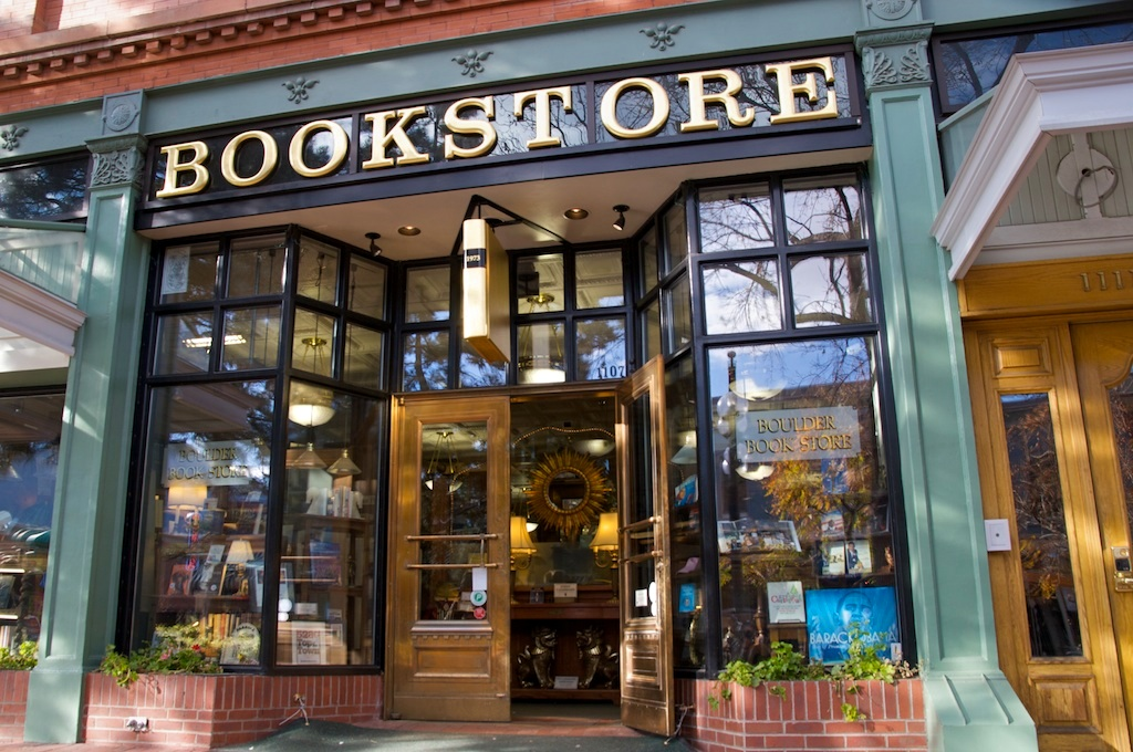 bookstores bookstore amazon indie boulder stores writer books shops local independent vs most cu desk storefront booksellers library coffee