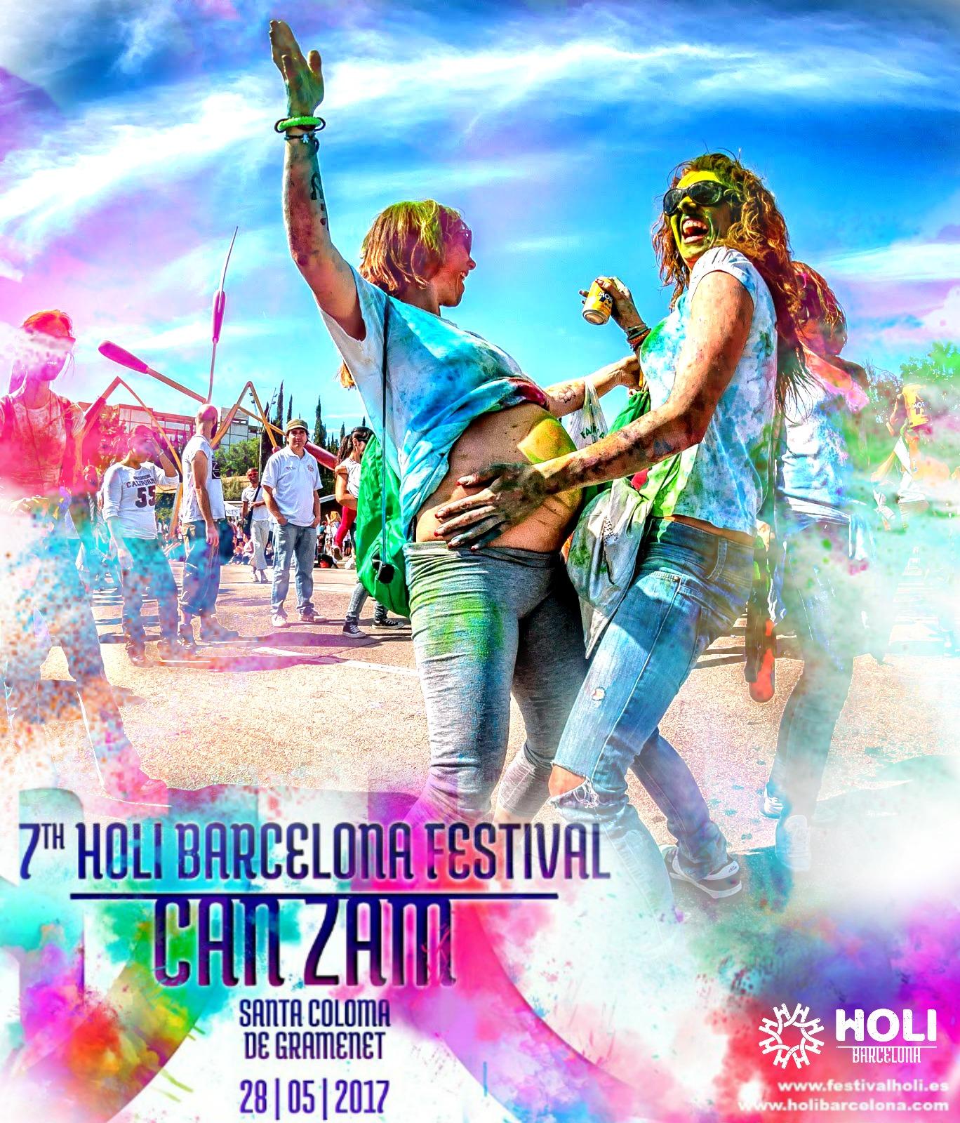 Calendar Holi : Barcelona events holi festival
