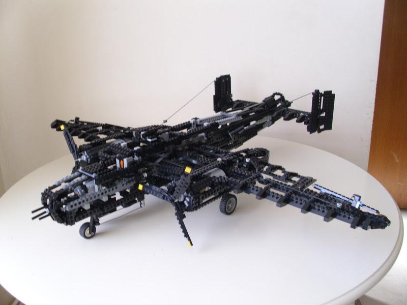 Apemaxs Lego Mocs Moc Technic B 25 Mitchell