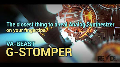 G-Stomper Studio Apk for Android Free Download