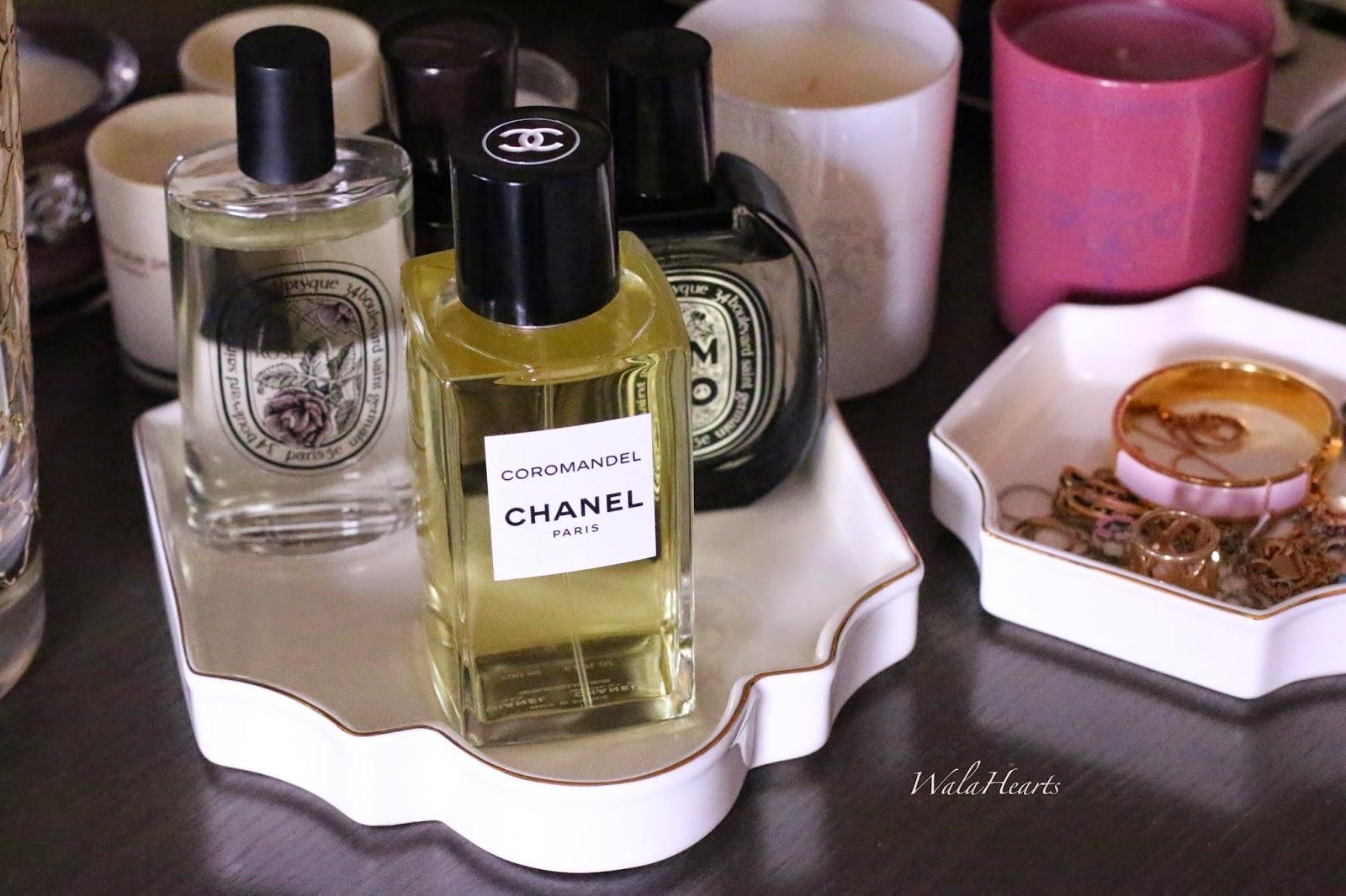 69f103efa CHANEL COROMANDEL Perfume | WalaHearts | Bloglovin'