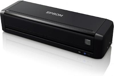 Epson WorkForce DS-360W Driver Download