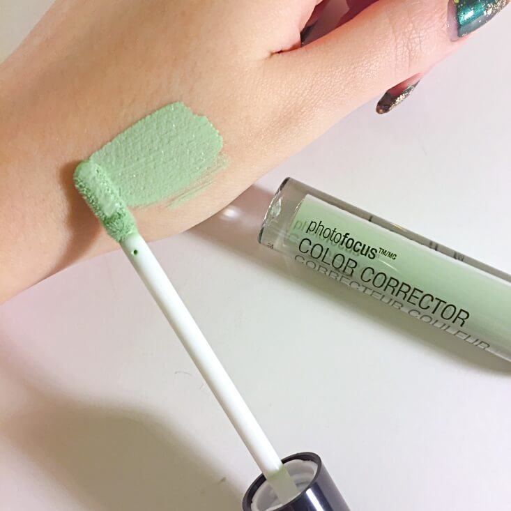 wet n wild coloricon Color Corrector green