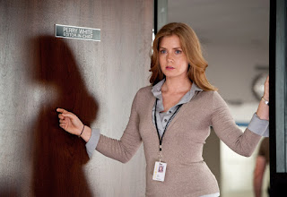 Amy Adams a Lois Lane, Man of Steel, Directed by Zack Synder