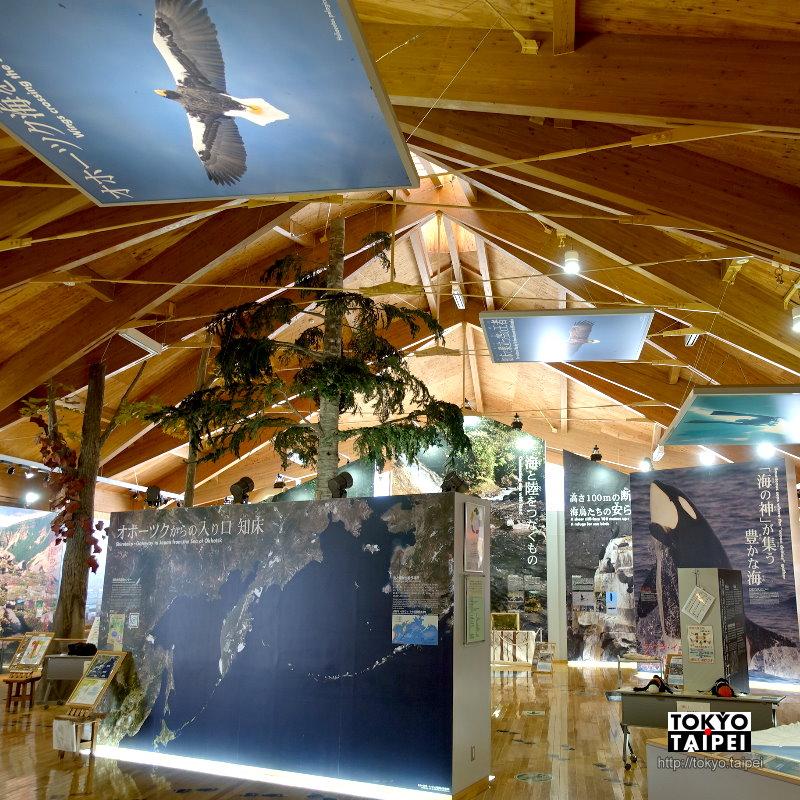 【知床世界遺產中心】走向大地的盡頭 造訪日本最後祕境